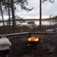 En helg i Lappland