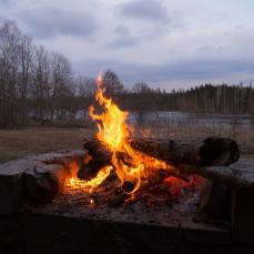 Kväll i Trummelsberg