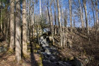 Bäcken i Trummelsberg