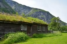 Hus på Måbø gård