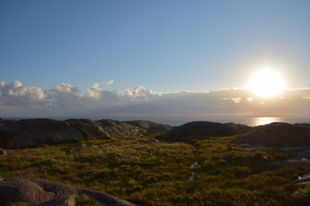 Kvällssol Vedafjell