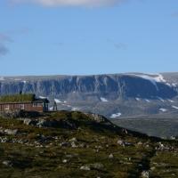 Norge - Vägen över Hardangervidda