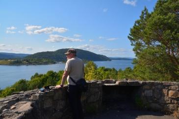 Utsikt över Oslofjorden