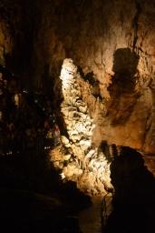 Den högsta stalagmiten