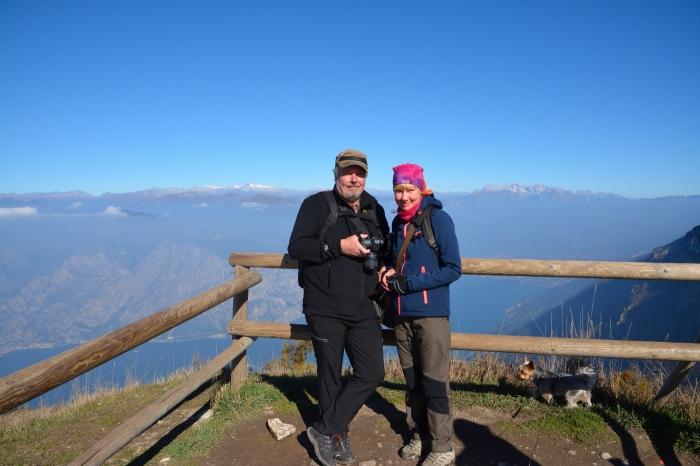 Myrhammar på Monte Baldo