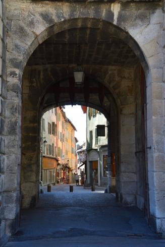 Porten till staden