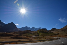 Franska Alperna