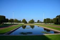 Damm vid den Amerikanska kyrkogården, Omaha Beach
