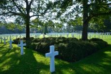 Amerikanska kyrkogården Omaha Beach