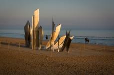 Monument Omaha Beach