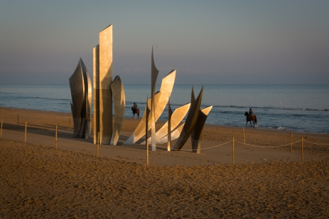 Monument Omaha Beach