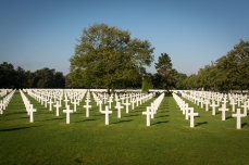 Amerikanska kyrkogården, Normandie