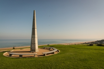 Monument, Omaha Beach