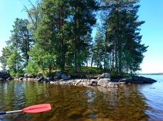 Ö-luffa i Åmänningen