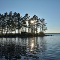 September-övernattning på Kalvön