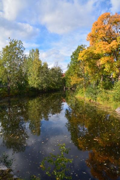 Strömsholms kanal i Fagersta