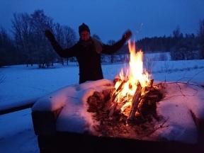 Nyår i Trummelsberg