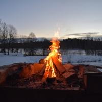 Nyårsövernattning i Trummelsberg