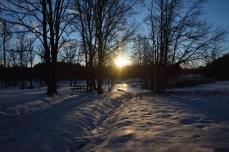Vinter i Trummelsberg