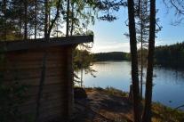 Vindskyddet vid Vargbergets Naturreservat