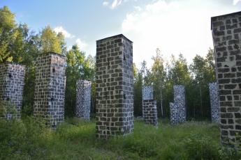 Kolhuspelare i Trummelsberg