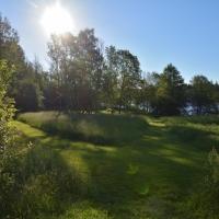 Midsommar-övernattning i Trummelsberg
