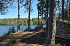Vinskydd vid Sågsjön