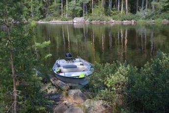 En ö i Åmänningen