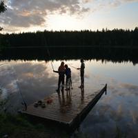 Lägerdagar och skogsturer