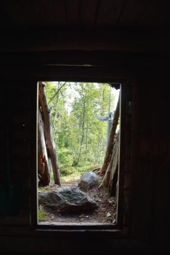 Utsikt från Rævhølet