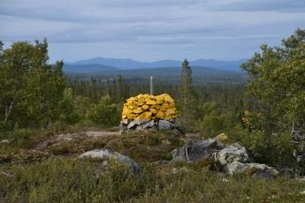 Gränsröse Norge-Sverige