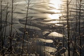 Decemberljuset - is och vatten