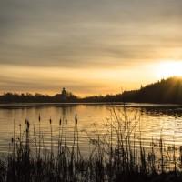 Turer i Januari-solen