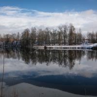 En tur till Uddnäs i snö och sol