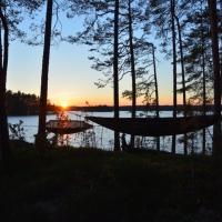 Midsommarnatt på Kalvön
