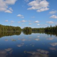 Stora och Lilla Ötjärnen i Fagersta